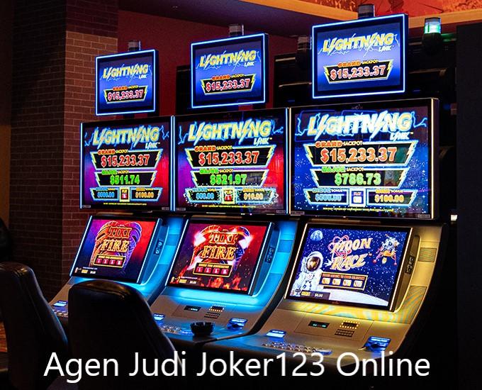Agen Judi Joker123 Online